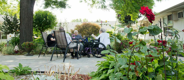 Banwell Gardens Care Centre